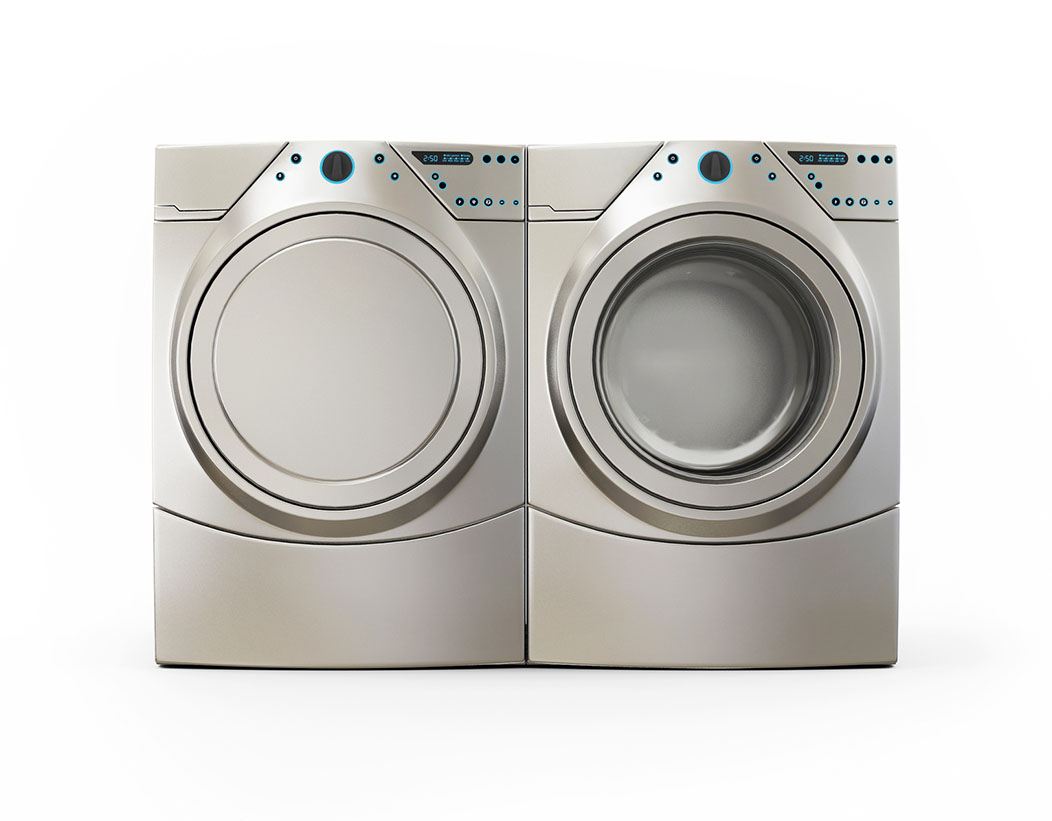 washer and dryers