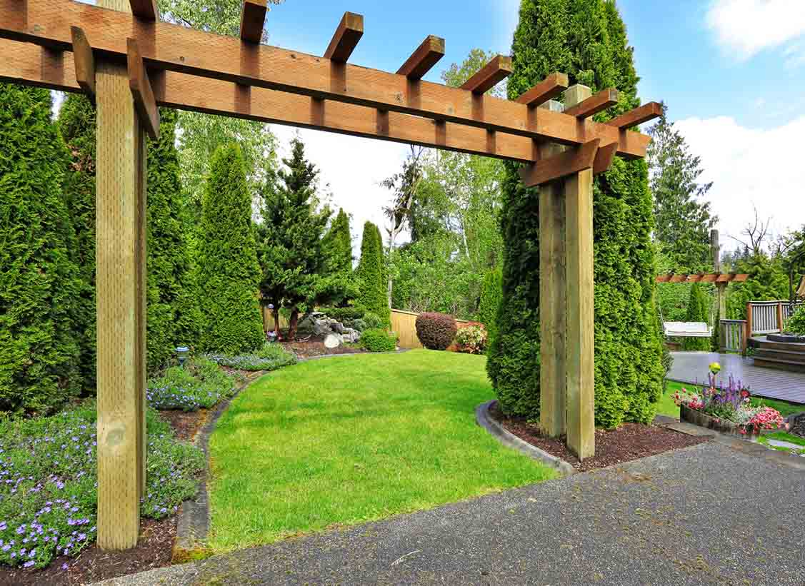 pergolas and arbor builders