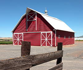 Shed and Barn Builders