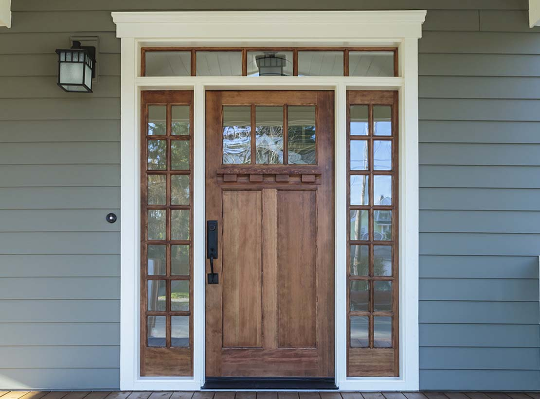 exterior door installations